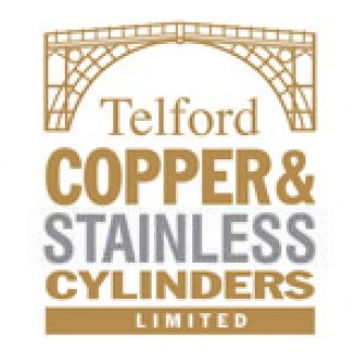 Telford Copper & Stainless Cylinders