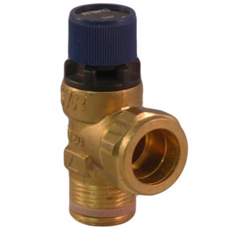 Telford Cylinders - 3.5 Bar Potable Water Pressure Relief Expansion Valve