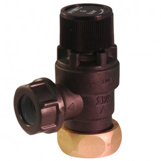 Range - 6 Bar Pressure Relief Valve for Multibloc (old style) TS301