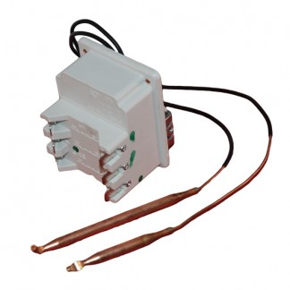 Cotherm - Combined 10°C-70°C Thermostat & 82°C Cut Out Three Pole BTS60109