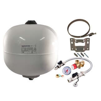 Reliance - Aquasystem 12 Litre Potable Expansion Vessel & Sealed System Kit XVES050040