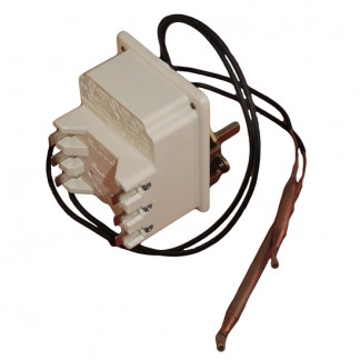 Cotherm - Combined 20°C-78°C Thermostat & 120°C Cut Out Three Pole BTS80002