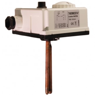 Codice - Dual Combined High Limit Thermostat & Control 542794