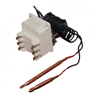 Cotherm - Combined 20°C-78°C Thermostat & 120°C Cut Out Three Pole BTS80011