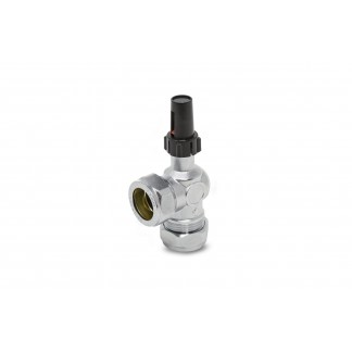 Essentials 22mm Angled Differential ByPass Valve