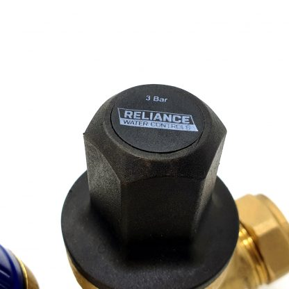 RELIANCE CWIC200001 CASH ACME INLET CONTROL VALVE 22MM 3/6 BAR
