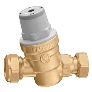3.5 Bar Inclined pressure reducing valve for safety group